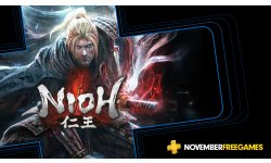 Nioh PS+ playstation plus image