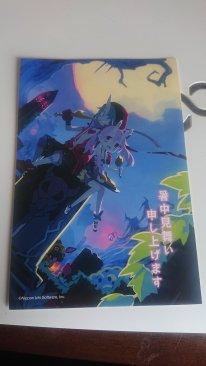 Nippon Ichi Software 2020 greeting card