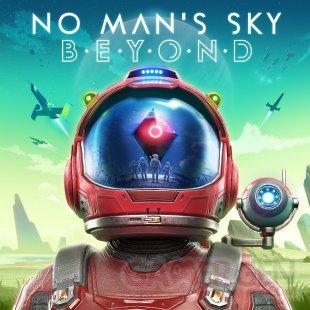 No Man's Sky Beyond cover art