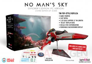 No man s sky Explorers Edition iam8bit
