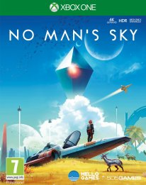 No man's Sky Jaquette Xbox One(1).
