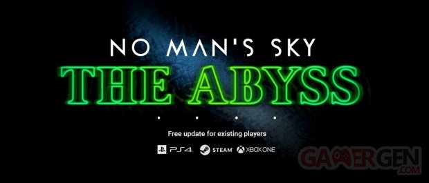 No Man's Sky The Abyss 23 10 2018