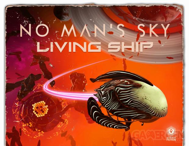 No Man's Sky The Living Ship screenshot 0