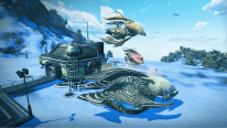 No Man's Sky The Living Ship screenshot 2