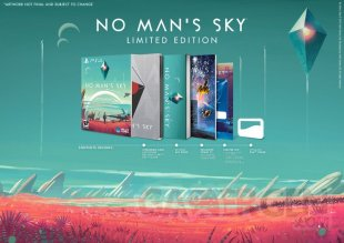 no man sky ps4 limited edition