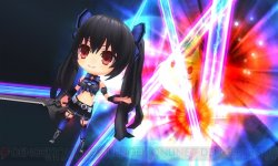 Noire Gekishin Black Heart 27 11 2013 screenshot 2