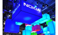 nokia ces booth head