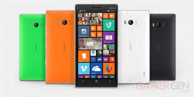 nokia lumia 930 family