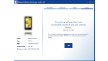 Nokia Software Recovery Tool_9
