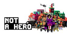 not a hero header