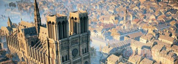 Notre Dame  Assassin's Creed Unity images Ubisoft (1)