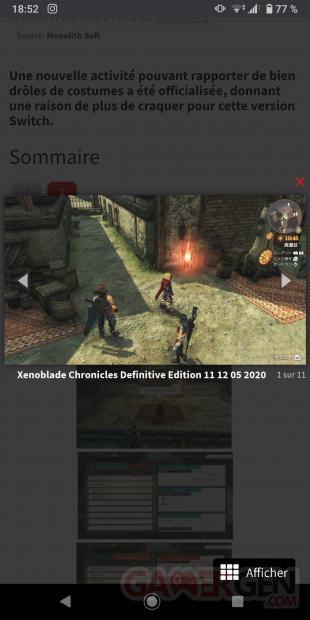 Nouveau GAMERGEN.COM PC Mobile images (1)
