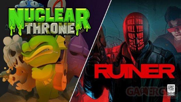 Nuclear Throne RUINER