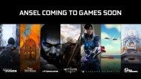 Nvidia ansel jeux