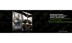 nvidia geforce GTX Batman Witcher3 Bundle