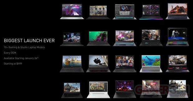 nvidia geforce rtx 30 series laptops launch roundup