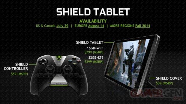 NVIDIA SHIELD Tablet 9