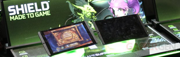 NVIDIA SHIELD Tablette Gamers Assembly HearthStone