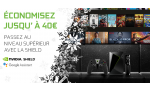 NVIDIA : la SHIELD TV en promotion pour Noël
