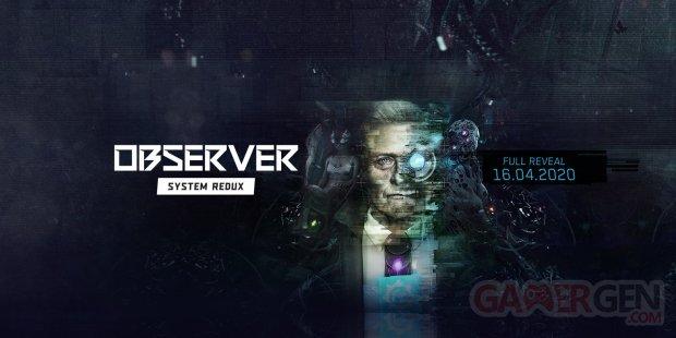 Observer System Redux 16 Avril