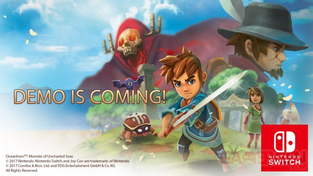 Oceanhorn Monster of Uncharted Seas images