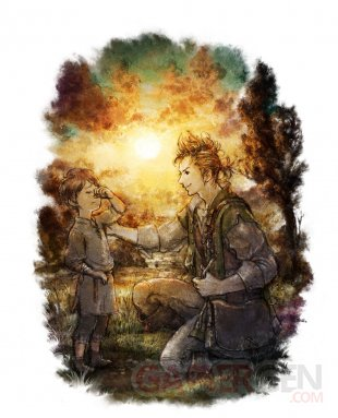 Octopath Traveler artwork Alfyn 09 03 2018