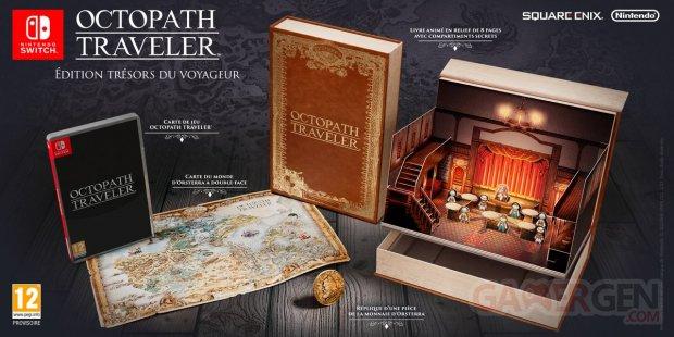 Octopath Traveler Edition Trésors du Voyageur