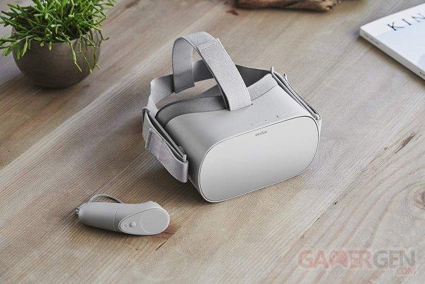 Oculus Go headset hardware 2