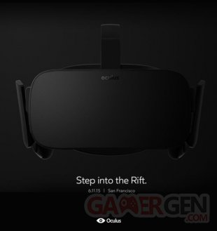 Oculus Rift confe?rence pre? e3