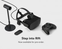 Oculus Rift controller family