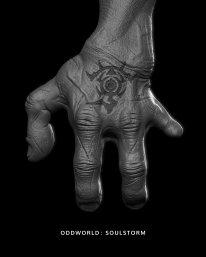 Oddworld Soulstorm Abe Hand 2016