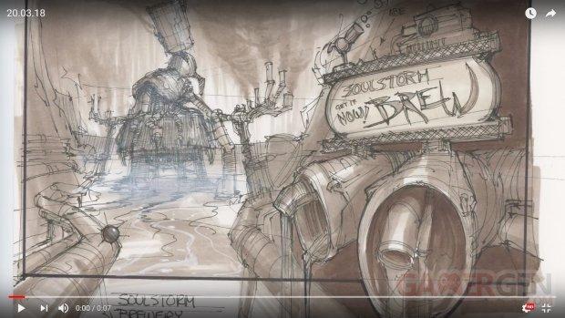 Oddworld Soulstorm teaser 16 03 2018