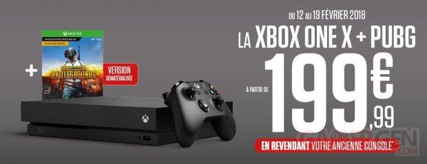 Offre reprise Xbox One X micromania image 1