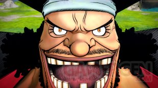 One Piece Burning Blood bande annonce gameplay backbear personnage jouable (16)