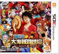 One Piece Great Pirate Colosseum 20 06 2016 jaquette