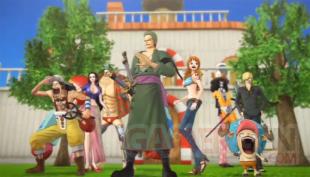 One Piece Pirate Warriors 2 head