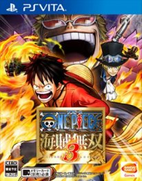 One Piece Pirate Warriors 3 jaquette PS4 ps3 psvita (1)