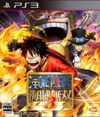One Piece Pirate Warriors 3 jaquette PS4 ps3 psvita (2)