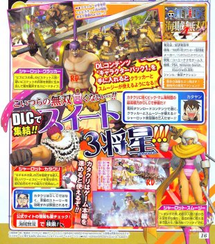 One Piece Pirate Warriors 4 scan 31 05 2020