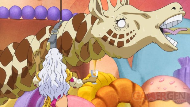 One Piece Pirate Warriors 4 Smoothie anime 09 04 2020