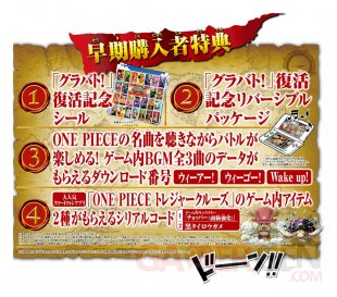 One Piece Super Grand Battle X 25 08 2014 bonus 1