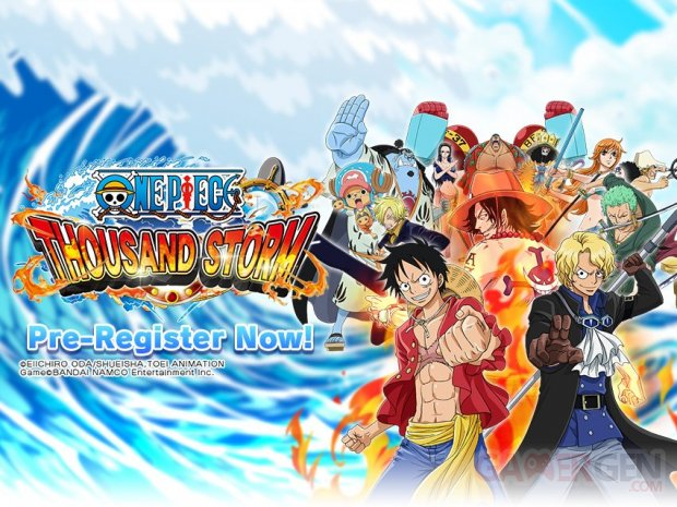 One Piece Thousand Storm 01 07 01 2017