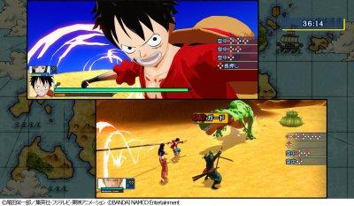 TEST - One Piece  Unlimited World Red Deluxe Edition - Que vaut la version  Switch   - GAMERGEN.COM 93c39c4bf469