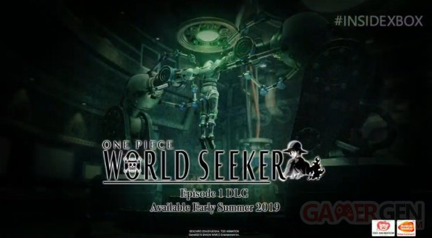 One Piece World Episode 1 DLC