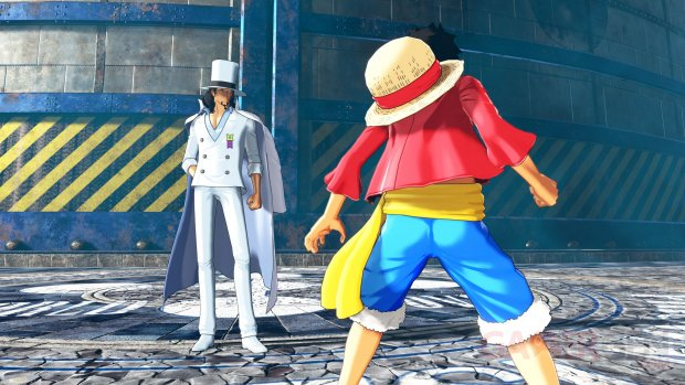 One Piece World Seeker 21 19 03 2018