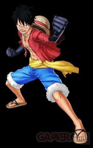 One Piece World Seeker artwork Luffy 09 04 2018