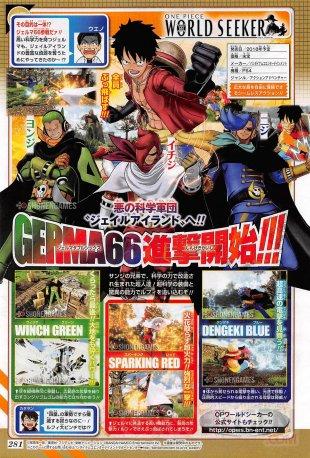 One Piece World Seeker Scan 06 04 2018