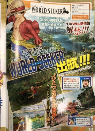 One Piece World Seeker scan 07 12 2017