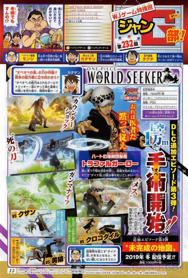 One Piece World Seeker scan 08 11 2019