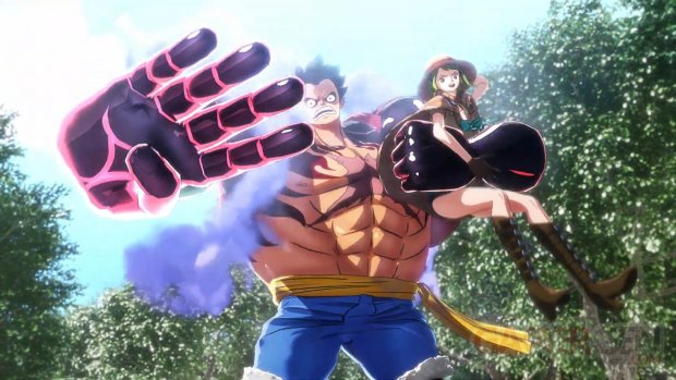 One Piece World Seeker vignette 22 12 2018